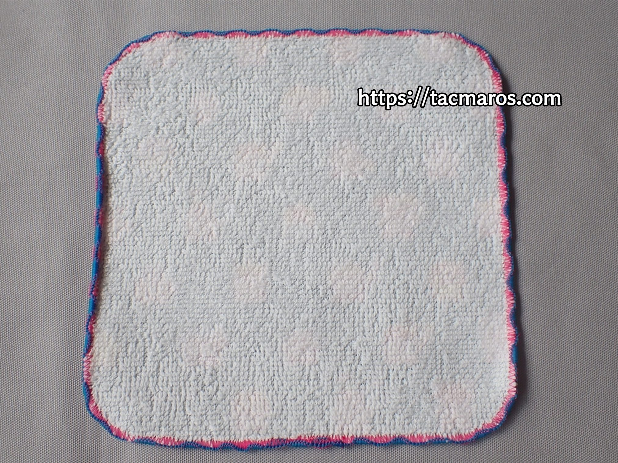マイニンテンドー MyNintendo プラチナポイント交換グッズ カービィファイターズ2 ミニタオルハンカチ(2種) 裏はパイル素材の生地です